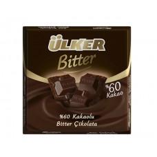 Тёмный шоколад 60 гр ULKER BITTER