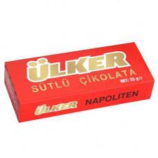 NAPOLITEN молочный шоколад 33 гр ULKER