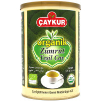 Зеленый чай органический ЧАЙКУР ЗЮМРЮТ (ИЗУМУРД) 125 гр