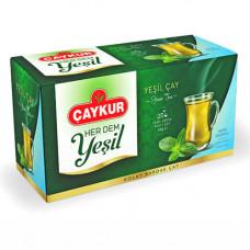 Зелёный чай с мятой ЧАЙКУР 40 г (25 пакетиков)