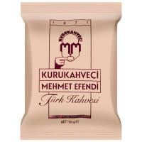 KURUKAHVECI MEHMET EFENDI 100 гр Турецкий кофе