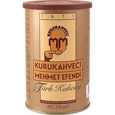 KURUKAHVECI MEHMET EFENDI 250 гр Турецкий кофе