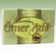 Мыло с оливковом маслом OMER ADIL 700 гр (175 гр * 4 шт)