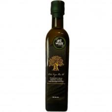 Оливковое масло холодный отжим (Extra Virgin) Deli Veggy 0.5 л в стеклянной бутылке