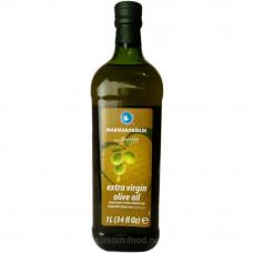Оливковое масло 1л MARMARABIRLIK холодный отжим (Extra Virgin)
