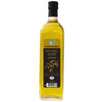 Оливковое масло MARMARABIRLIK первый холодный отжим (Extra Virgin ) 1л стеклянная бутылка