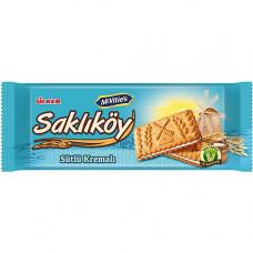 SAKLIKOY Сэндвич печенье с кремом 100 гр ULKER