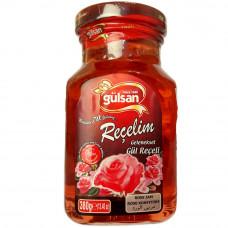 Варенье из лепестков роз GULSAN 380 гр