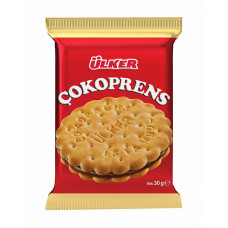 COKOPRENS Сэндвич печенье с шоколадной начинкой 30 г ULKER
