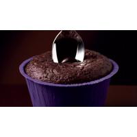 ULKER O`LALA суфле кекс с малиновым и биттер шоколадным соусом 70 гр