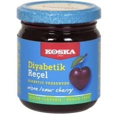 Вишневое варенье для диабетиков KOSKA 240 гр
