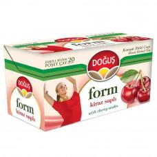 FORM Чай микс трав с плодоножками черешни 20 пакетиков DOGUS