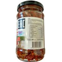 Вяленые помидоры полоски Deli Veggy 285 гр, сушеные на солнце, в масле