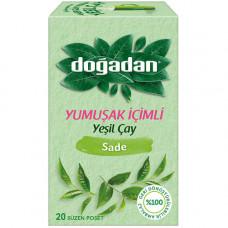 Зелёный чай мягкий 20 пакетиков DOGADAN