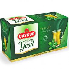 Зелёный чай с мелиссой ЧАЙКУР 40 г (25 пакетиков)